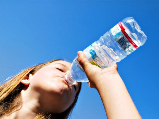 Importância de beber água